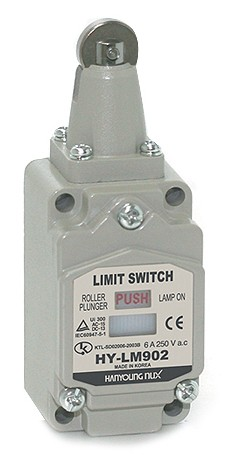 Roller Plunger Type Limit Switch