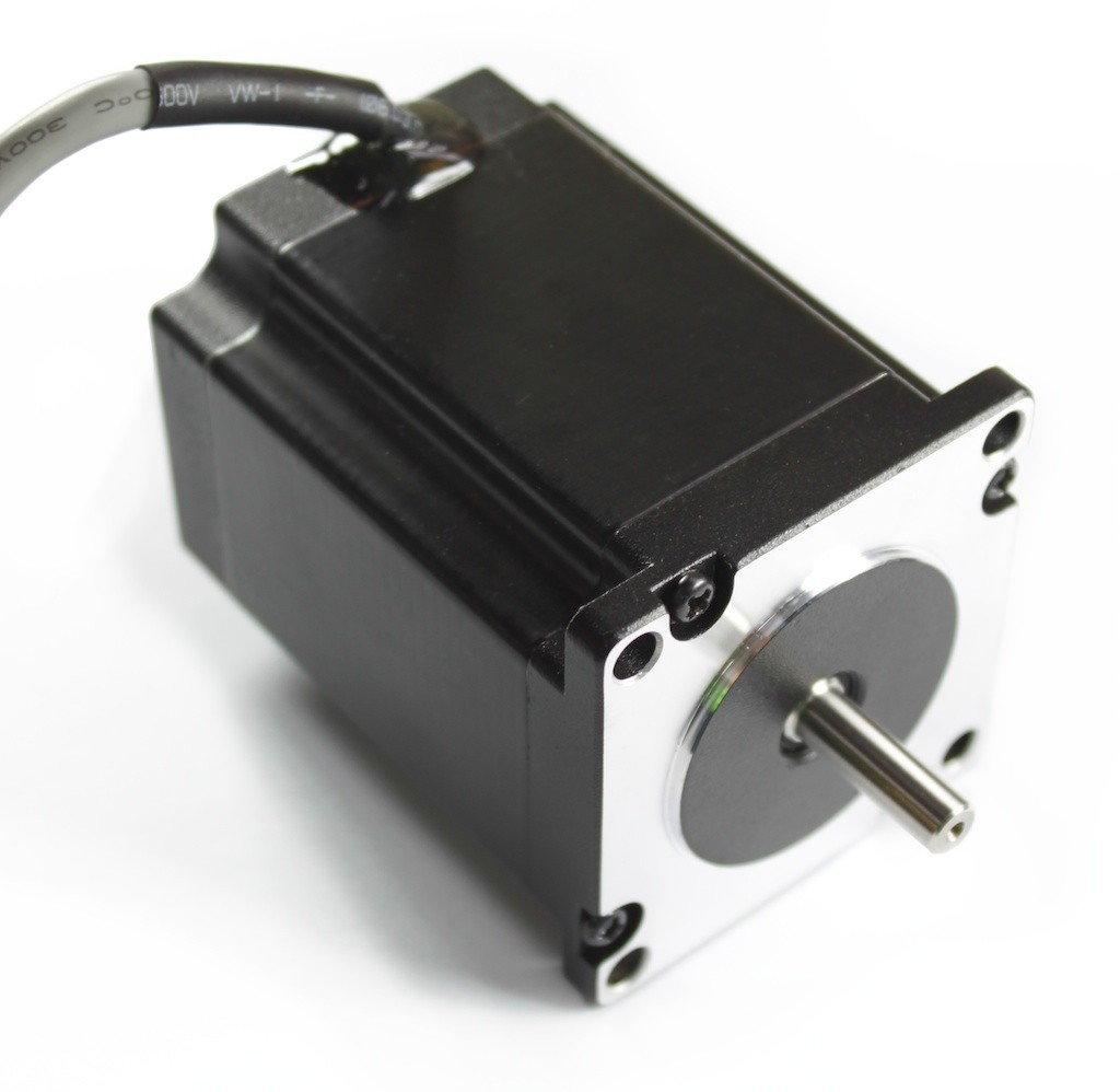 Bipolar Stepper Motor FL57STH76-2804A with IP65 Rating