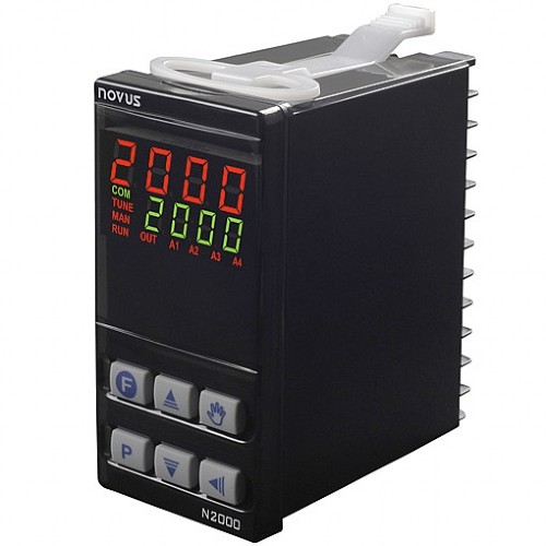 N2000-485-24V PID Controller with RS-485 & USB, 24 V