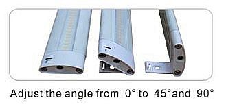 24 VDC Adjustable Linear LED Light 300 mm