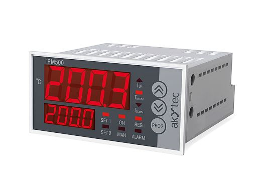 Akytec TRM500-30A Temperature controller with 30A Relay Output