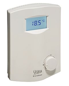 Heating Cooling Controller With Modbus Communication
