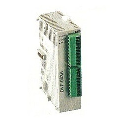 DVP06AD-S 6 Analog Input Function Module