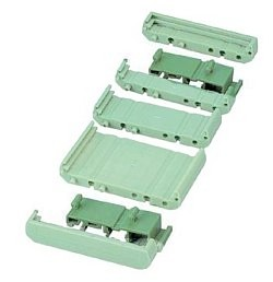 72 mm Series Modular DIN Rail Mounts - Base Mount Clip