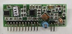 A16-Rx 4 Channel UHF Receiver Module