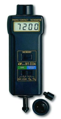 DT-2236 Photo Contact Digital Tachometer