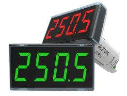 ITP16 Temperature indicator Red (24x48mm)