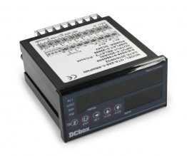 Totaliser and Rate Panel Meter Analog 4-20mA Input 24VDC