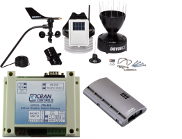 Vantage Pro2 BACnet Weather Station Kit