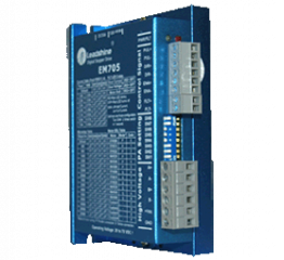 EM705 Digital Stepper Driver with Stall Detection