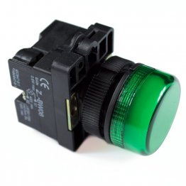 HB2-EV63 Green LED Indicator
