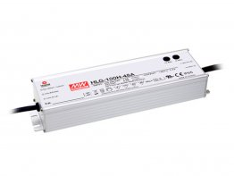 100W Mean Well HLG-100H-24 IP67 LED Power Supply 96W 24V