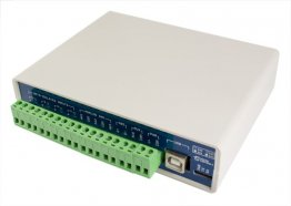 Ocean Controls Modbus I/O Module 8-28 VDC Powered