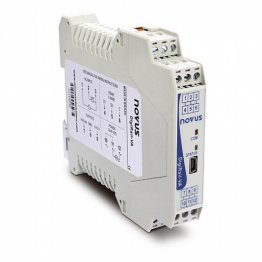 Novus DigiRail VA Single Phase Voltage/Current Transducer with RS-485 and USB