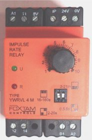 Underspeed or Pulse Continuity Relay
