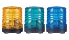 Red Xenon Strobe Light of High Brightness with Magnet for Emergency Vehicle 12VDC