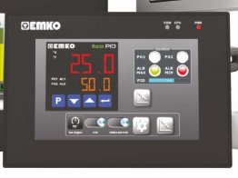 Proop Black 4 Eco 4,3 inch Professional Operator Panel