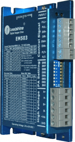 EM503 Digital Stepper Driver with Stall Detection
