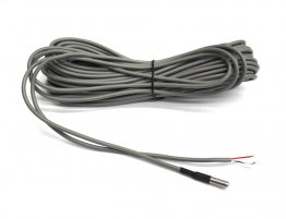 DS18B20 1-Wire Waterproof Digital Temperature Sensor with 15 meter cable
