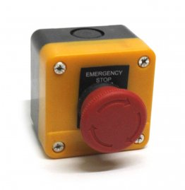 Emergency Pushbutton Control Station