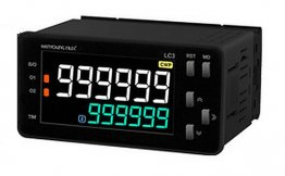 LC3 6 Digit LCD Counter/Timer 240VAC