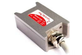 Dual Axis Inclinometer ±45º Degrees - Modbus RS485 Output