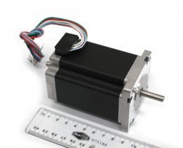 3.04 N.m NEMA 24 Open-Loop Stepper Motor