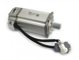 400W ACM Brushless AC Servo Motor