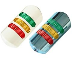 Wall Mount Signal Tower (Red, Yellow, Green) + Buzzer