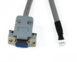 JST-4 Serial Tuning Cable for Leadshine Drives
