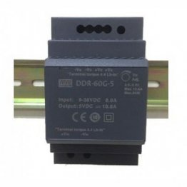 Mean Well DDR-60G-24 9~36V Input, 24V/2.5A Output