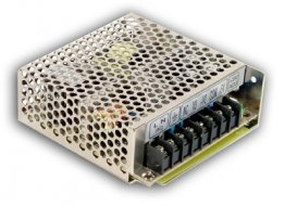 50W Triple Output Switching Power Supply 5/24/12V