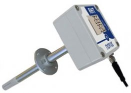 RHT-DM Modbus Duct Temp & Humidity Sensor 150 mm Probe