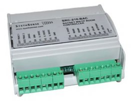 Climate Controller With BACnet MS/TP Communication DIN Rail