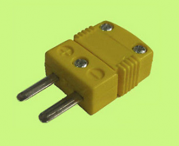 K Thermocouple Mini Male Connector
