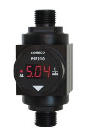 PSF21x, Programmable Flow Meter/Switch