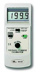CC-421 Current and Voltage Calibrator