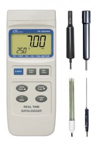 YK-2005WA Digital PH/ORP, DO, CD/TDS Meter