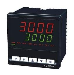 N3000-485-24V PID Process Controller with 4 Relays and RS-485, 24 V
