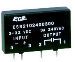 PCB Solid State Relay 3A @240VAC