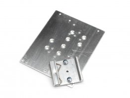 DIN Rail Mounting Kit For MW Power Supplies