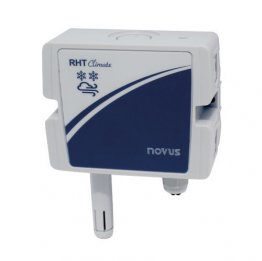 RHT-Climate Temperature and Humidity Sensor 4 to 20mA/0-10VDC output