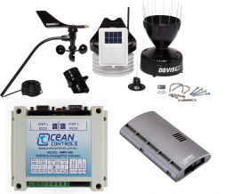 Vantage Pro2 Modbus RTU Weather Station Kit