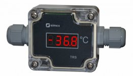 Simex TRS-10a Serial Wall Mount Indicator