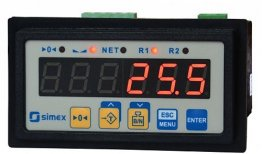 SWI-94 General Purpose Weight Indicator and Controller
