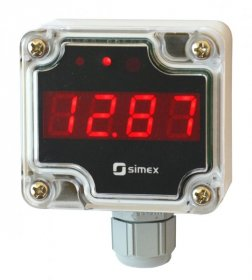 IP65 Loop Powered 4 Digit Process Indicator