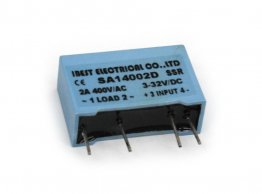 SAI4002D PCB Mounting Solid State Relay (SSR)