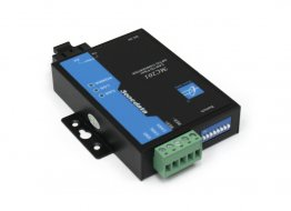 1-port CAN Bus to Fiber Converter SC Single-Mode 15Km
