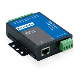 CP202-2CI 2-port CAN Bus to Ethernet converter