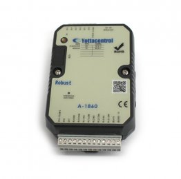 Ethernet Modbus TCP 8 isolated DI and 4 Power Relay Module